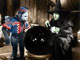 The Wizard of Oz, Margaret Hamilton (Right), 1939 Photo