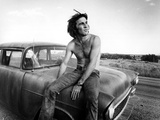 Two-Lane Blacktop, Dennis Wilson, 1971 Photo