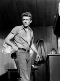 Giant, James Dean, 1956 Photo