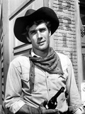 Laramie, Robert Fuller, 'The Star Trail,' Aired October 13, 1959 Photo