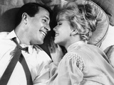 Pillow Talk, from Left: Rock Hudson, Doris Day, 1959 Photo