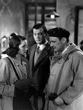 The Third Man, Alida Valli, Joseph Cotten, Trevor Howard, 1949 Photo