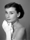 Funny Face, Audrey Hepburn, 1957 Photo