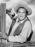 Bonanza, Dan Blocker, 1959-1973 Photographie