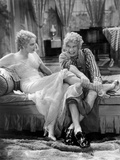 Horse Feathers, Thelma Todd, Harpo Marx, 1932 Photo
