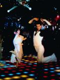 Saturday Night Fever, John Travolta (Front), 1977 Photo