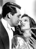 Bringing Up Baby, Cary Grant, Katharine Hepburn, 1938 Photo