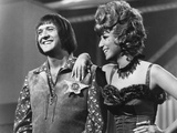 Good Times, from Left: Sonny Bono, Cher, 1967 Photo
