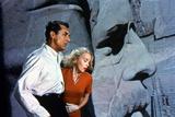 North by Northwest, Cary Grant, Eva Marie Saint, 1959 Photo