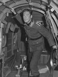 Desperate Journey, Errol Flynn, 1942 Photo