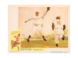 The Jackie Robinson Story, Lobby Card, Jackie Robinson, 1950 Giclee Print