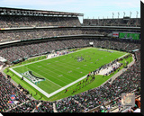 Philadelphia Eagles Lincoln Financial Field Stretched Canvas Print