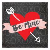 Valentines Day Heart 3 Prints