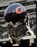 Chicago Bears Stretched Canvas Print