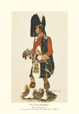 The Gordon Highlanders Premium Giclee Print by A.E. Haswell Miller