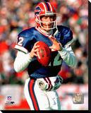 Buffalo Bills - Jim Kelly Stretched Canvas Print