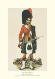 The Black Watch Premium Giclee Print by A.E. Haswell Miller