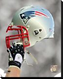 New England Patriots Photo Stretched Canvas Print