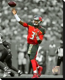 Tampa Bay Buccaneers - Jameis Winston Stretched Canvas Print
