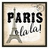 Paris Ooh La la Posters