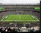 New York Jets Metlife Stadium 2013 Stretched Canvas Print