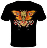 Mike Biggs- Mouth Eyes T-shirts