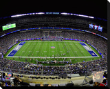 New York Giants MetLife Stadium 2014 Stretched Canvas Print