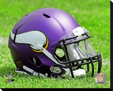 Minnesota Vikings Photo Stretched Canvas Print