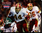 Washington Redskins - John Riggins Stretched Canvas Print