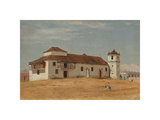 Church in Barranquilla, Colombia Premium Giclee Print by Frederic Edwin Church
