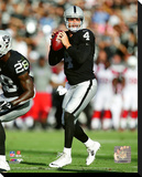 Derek Carr 2015 Action Stretched Canvas Print