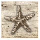 Wooden Star Prints