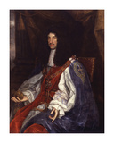 King Charles II Premium Giclee Print by John Michael Wright