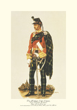 The Highland Light Infantry Premium Giclee Print by A.E. Haswell Miller
