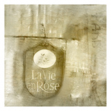 LaVie en Rose Prints