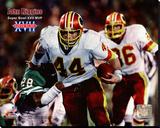 Washington Redskins - John Riggins Stretched Canvas Print