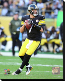 Pittsburgh Steelers - Ben Roethlisberger Stretched Canvas Print