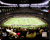 New Orleans Saints Superdome Stretched Canvas Print