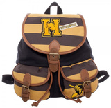 Harry Potter Hufflepuff Knapsack Backpack