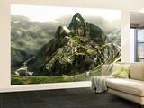 Machu Piccu Non-Woven Vlies Wallpaper Mural Veggoverføringsbilde