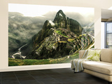 Machu Piccu Non-Woven Vlies Wallpaper Mural Behangposter