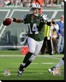 New York Jets - Ryan Fitzpatrick Stretched Canvas Print