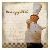 Bon Appetit 2 Prints