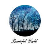 Beautiful World Prints