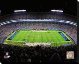 Carolina Panthers Bank of America Stadium 2014 Stretched Canvas Print