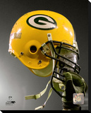 Green Bay Packers Photo Stretched Canvas Print