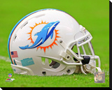 Miami Dolphins Photo Stretched Canvas Print
