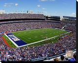 Buffalo Bills Ralph Wilson Stadium 2013 Stretched Canvas Print