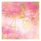 Flamingo Pink 1 Posters