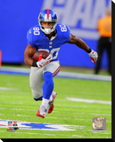 New York Giants - Victor Cruz Photo Stretched Canvas Print